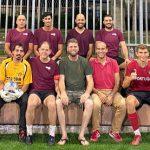 בית הכנסת צעירי הגבעה אלופי הכדורגל בעיר